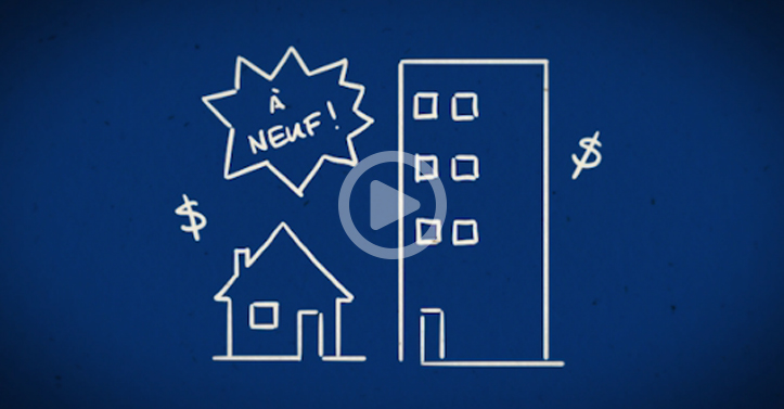 Resources for first time home buyers rbc banque royale for Achat premiere maison impot