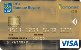 Visa Or RBC R&eacutecompenses
