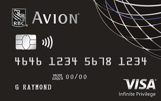 Carte Black Infinite Banque Populaire.Avion Visa Infinite Privilege Rbc Rbc Banque Royale