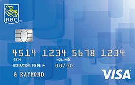 Visa Classique RBC avec option à taux d'intérêt réduitC