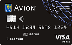 Visa Infinite Voyages RBC