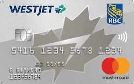 WestJet Mastercard RBC